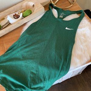 The Nike dri fit tee